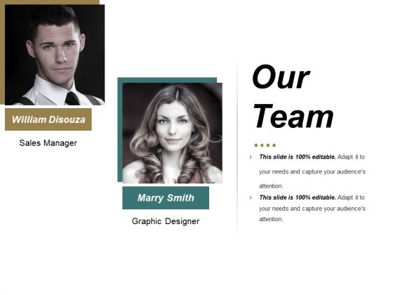 Our Team Ppt PowerPoint Presentation Portfolio Graphics Download
