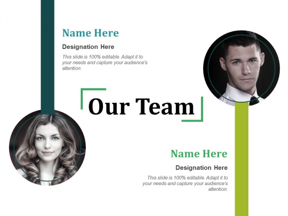 Our Team Ppt PowerPoint Presentation Professional Backgrounds