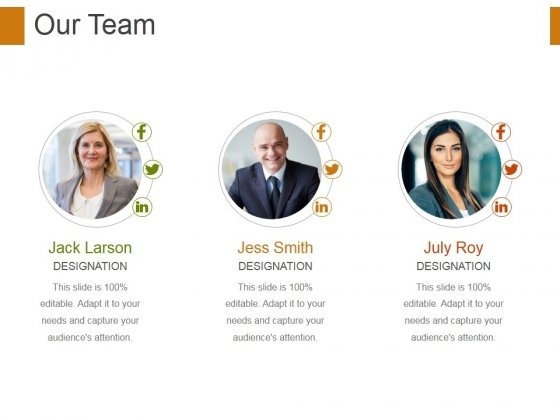 Our Team Ppt PowerPoint Presentation Professional Design Templates ...