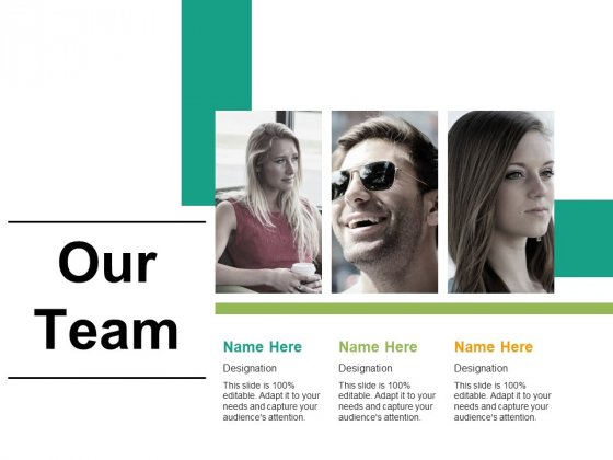 Our Team Ppt PowerPoint Presentation Styles Template - PowerPoint