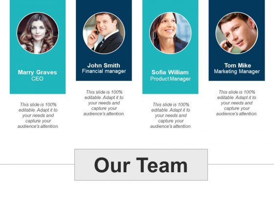 Our Team Team Work Ppt PowerPoint Presentation Visual Aids Professional