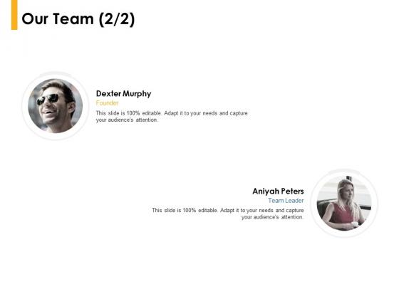 Our Team Teamwork Marketing Ppt PowerPoint Presentation Infographic Template Format Ideas