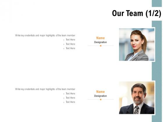 Our Team Teamwork Ppt PowerPoint Presentation Professional Inspiration