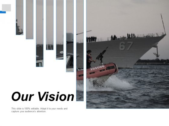 Our Vision Mission Ppt PowerPoint Presentation Ideas Layouts