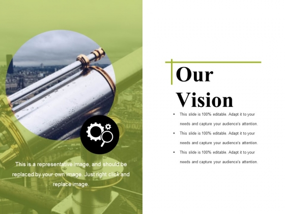 Our Vision Ppt PowerPoint Presentation Gallery Infographic Template