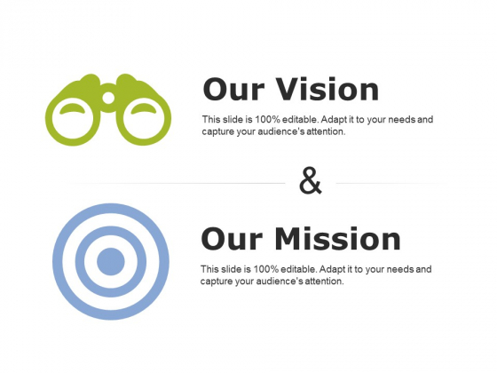 Our Vision Ppt PowerPoint Presentation Infographic Template Templates