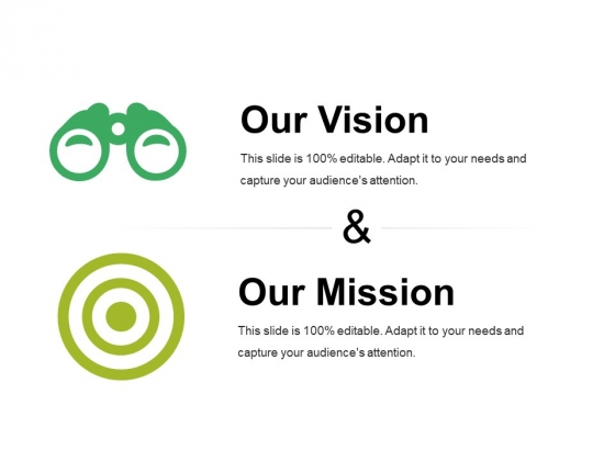 Our Vision Ppt PowerPoint Presentation Portfolio Template