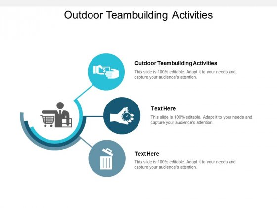 Outdoor Teambuilding Activities Ppt PowerPoint Presentation Outline Guidelines