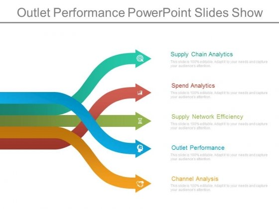Outlet Performance Powerpoint Slides Show