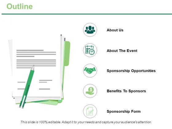 Outline Ppt PowerPoint Presentation Portfolio Clipart