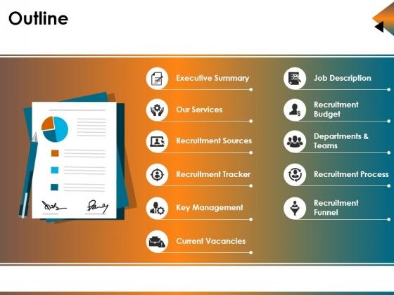 Outline Ppt PowerPoint Presentation Slides Inspiration
