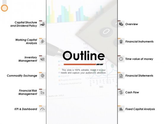Outline Ppt PowerPoint Presentation Visual Aids