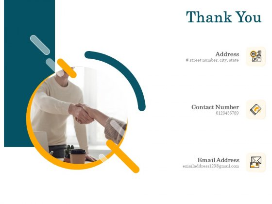 Outsource Bookkeeping Service Manage Financial Transactions Thank You Structure PDF