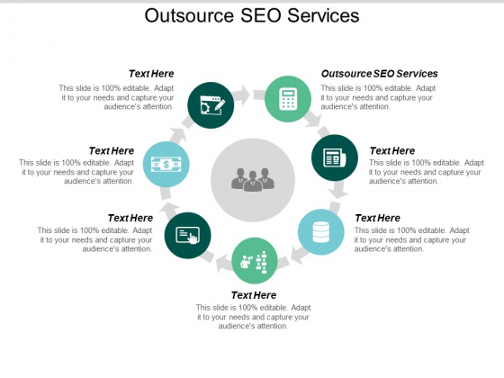 Outsource SEO Services Ppt PowerPoint Presentation Professional Deck Cpb