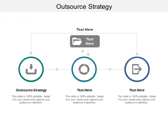 Outsource Strategy Ppt PowerPoint Presentation Slides Graphics Design Cpb