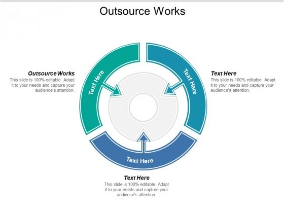 Outsource Works Ppt PowerPoint Presentation Icon Good Cpb