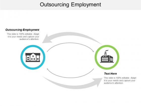 Outsourcing Employment Ppt PowerPoint Presentation Pictures Themes Cpb