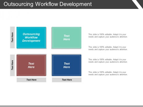 Outsourcing Workflow Development Ppt PowerPoint Presentation Ideas Sample