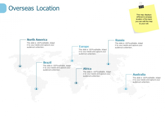 Overseas Location Ppt PowerPoint Presentation Styles Format Ideas
