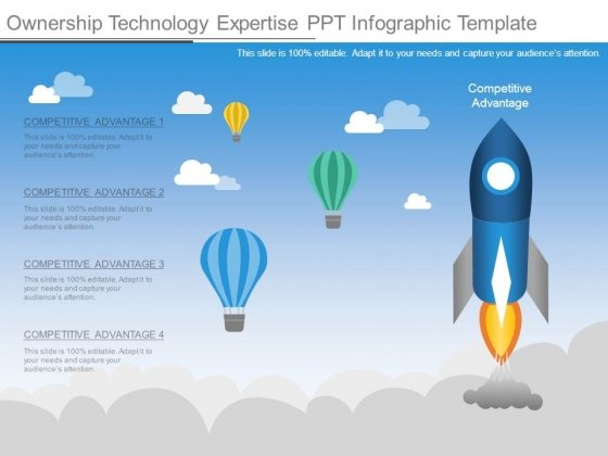 Ownership Technology Expertise Ppt Infographic Template