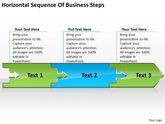 Of Business PowerPoint Templates Download Steps Vision Office Stencils
