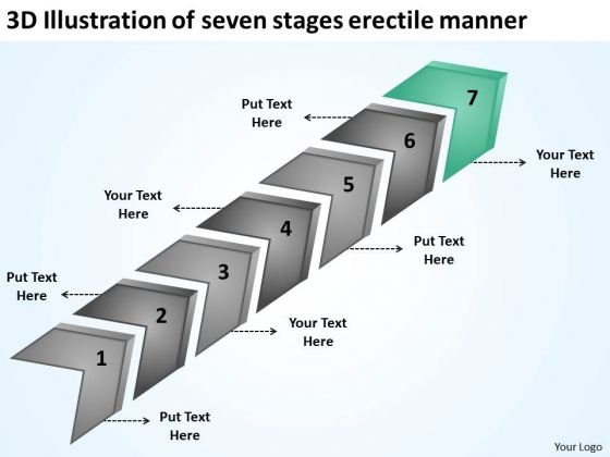 Of Seven Stages Erectile Manner Help Writing Business Plan For Free PowerPoint Slides