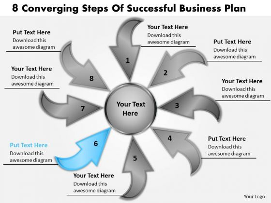 Of Successful Business PowerPoint Presentations Plan Cycle Process Templates