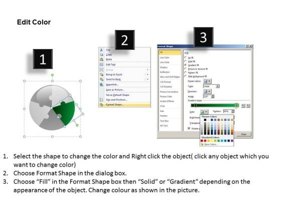 one_fifth_pie_chart_powerpoint_slides_and_ppt_templates_3