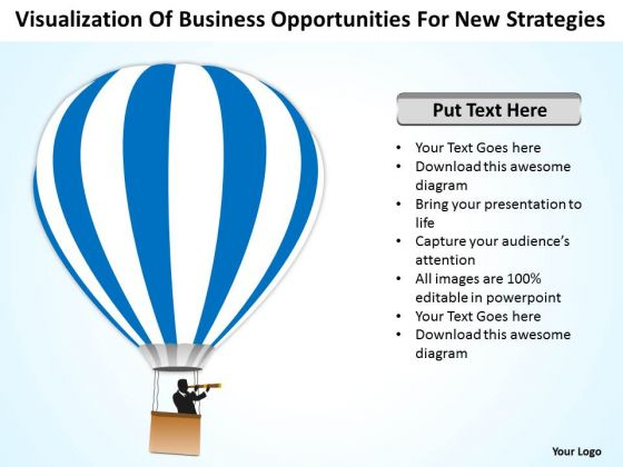 Opportunities For New Strategies Ppt Business Plan Proposal Template PowerPoint Templates