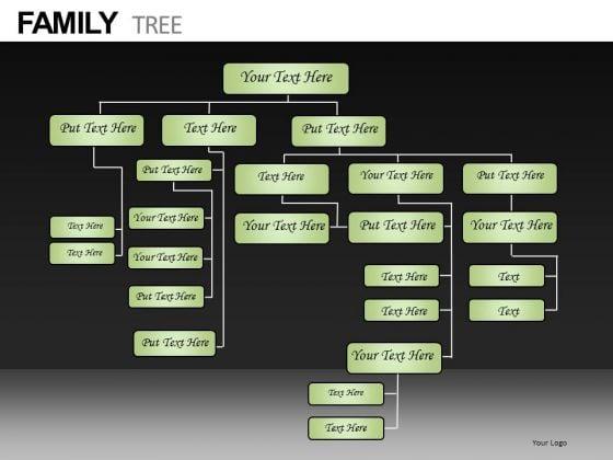 Organization Chart PowerPoint Templates