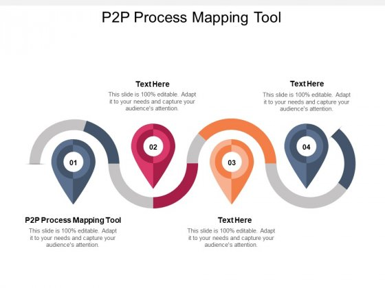 P2P Process Mapping Tool Ppt PowerPoint Presentation Infographics Backgrounds Cpb Pdf