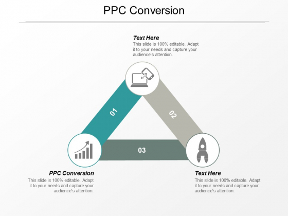 PPC Conversion Ppt PowerPoint Presentation Pictures Structure Cpb