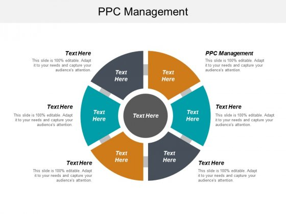 PPC Management Ppt PowerPoint Presentation Icon Graphics Download Cpb