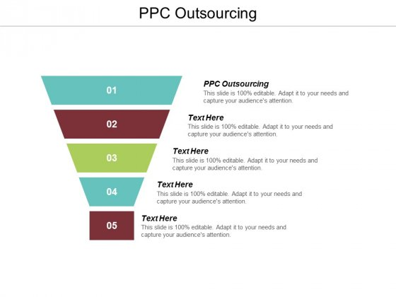 PPC Outsourcing Ppt PowerPoint Presentation Portfolio Design Inspiration Cpb