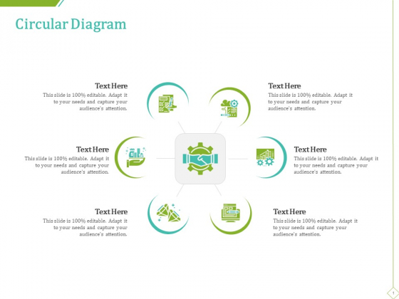 PP And E Valuation Methodology Circular Diagram Pictures PDF