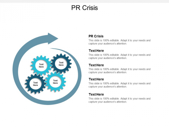 PR Crisis Ppt PowerPoint Presentation Icon Themes Cpb