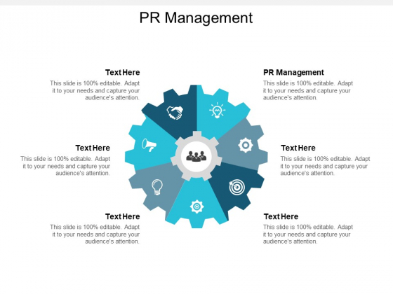 PR Management Ppt PowerPoint Presentation Slides Pictures Cpb
