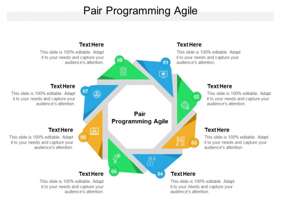 Pair Programming Agile Ppt PowerPoint Presentation Show Slides Cpb Pdf