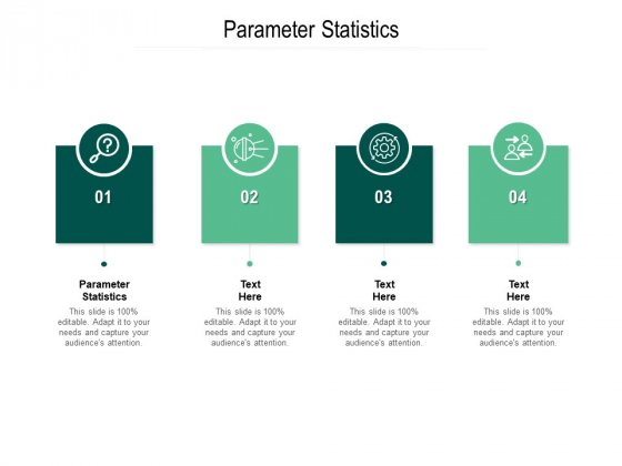 Parameter Statistics Ppt PowerPoint Presentation Slides Background Designs Cpb Pdf