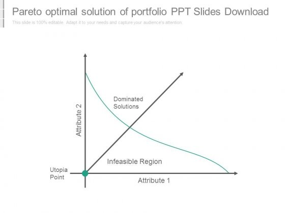 Pareto optimal solution of portfolio ppt slides download pareto optimal solution of portfolio ppt slides download powerpoint templates ccuart Image collections