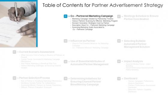 Partner_Advertisement_Strategy_Ppt_PowerPoint_Presentation_Complete_Deck_With_Slides_Slide_13