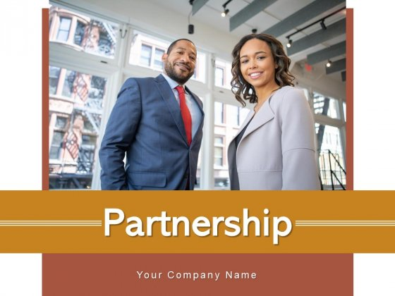 Partnership Association Business Team Ppt PowerPoint Presentation Complete Deck