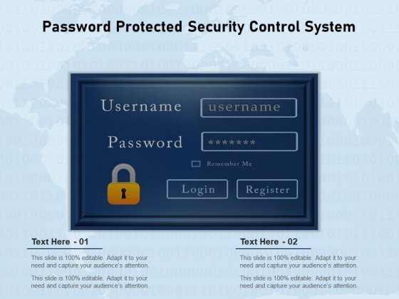 Password_Protected_Security_Control_System_Ppt_PowerPoint_Presentation_Styles_Ideas_PDF_Slide_1