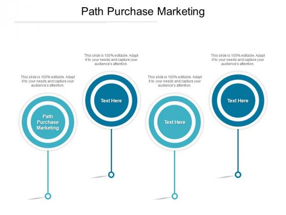 Path Purchase Marketing Ppt PowerPoint Presentation Layouts Inspiration Cpb Pdf