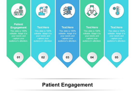 Patient Engagement Ppt PowerPoint Presentation Inspiration Outline Cpb