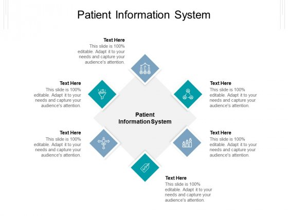 Patient Information System Ppt PowerPoint Presentation Layouts Rules Cpb Pdf