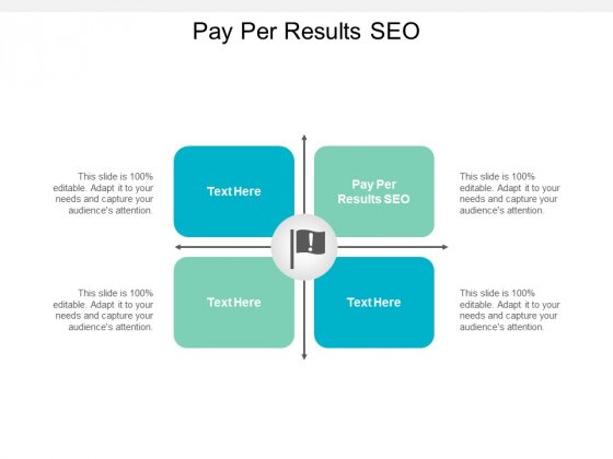 Pay Per Results SEO Ppt PowerPoint Presentation Show Pictures Cpb