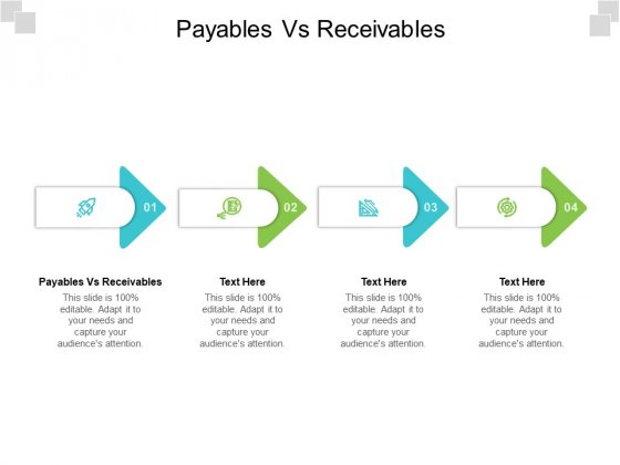 Payables Vs Receivables Ppt PowerPoint Presentation Examples Cpb Pdf