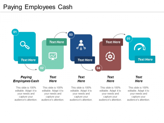 Paying Employees Cash Ppt PowerPoint Presentation Portfolio Graphic Tips Cpb