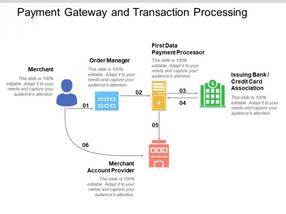 Payment Gateway And Transaction Processing Ppt PowerPoint Presentation Icon Show